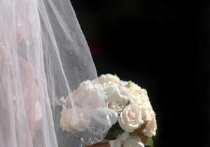 Brautschleier - Kopfbedeckung der Braut