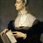 Kopfbedeckung der Frau in der Renaissance