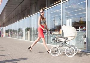 Mode für junge Mamas