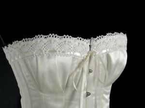 Korsett - historischer Kleidungstück