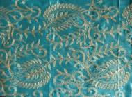 Ethnic Texture: Stickerei als Kleidungsdekoration