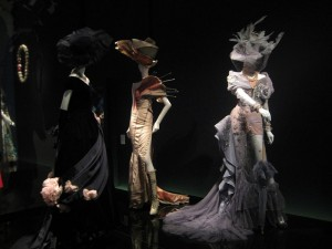 Haute Couture - Christian Dior Ausstellung in Moskau