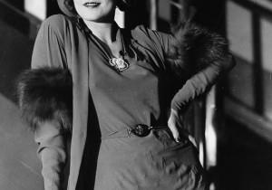 Marlene Dietrich - Stilikone der 30er Jahre