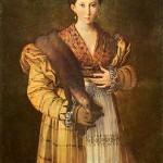 Frauenbekleidung in der Renaissance