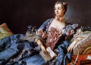 Madame de Pompadour - Mode im Barock